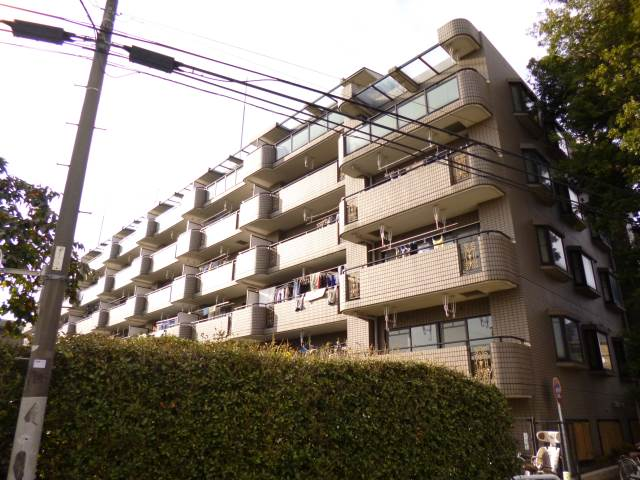 <賃貸マンション>赤塚4丁目 ガーデンクレス弐番館