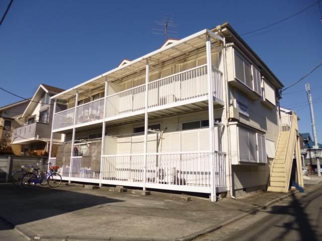 <賃貸アパート>西大泉3丁目 2DK 7.5万円 石井コーポ