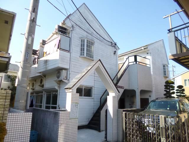 <賃貸アパート>本町6丁目 1K 3.7万円 レモンハウス本町