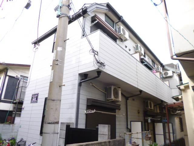 <賃貸アパート>南長崎4丁目 1K 5.5万円 レモンハウス南長崎