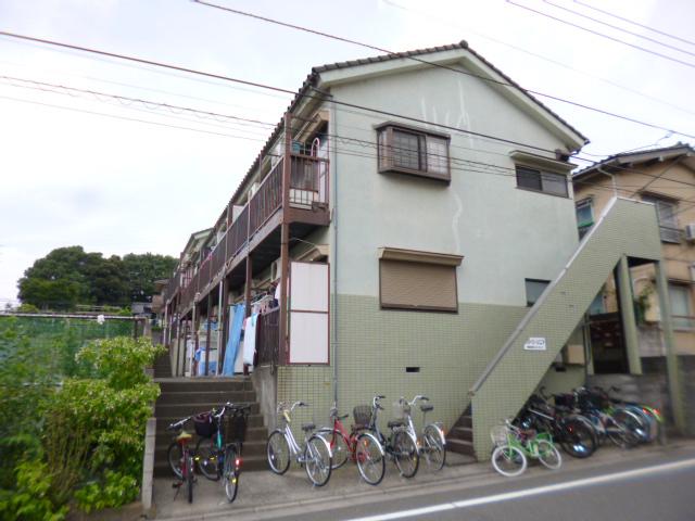 <賃貸アパート>徳丸6丁目 グリーン・ソニア