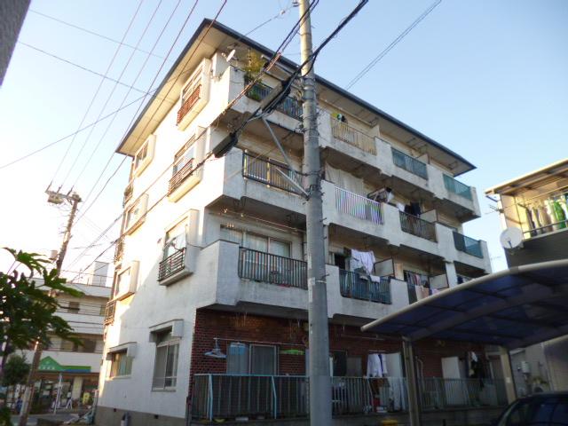 <賃貸マンション>東新小岩4丁目 2K 6.7万円 天王マンション