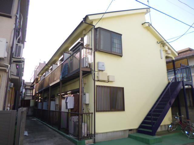 <賃貸アパート>仲町 1K 5.9万円 00865-0103