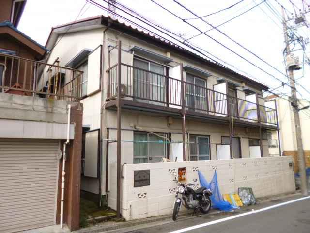 <賃貸アパート>徳丸6丁目 水無月荘