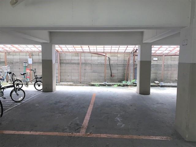 <その他>中丸町 いそべマンション駐車場