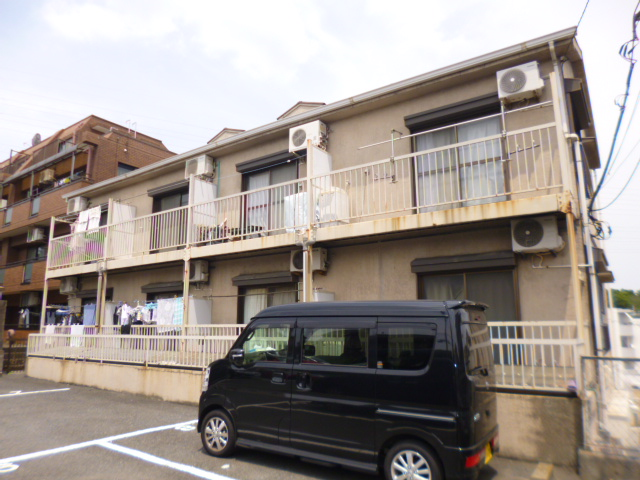 <賃貸アパート>徳丸6丁目 三高・セピアコート