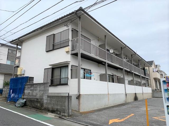 <賃貸アパート>徳丸3丁目 ハイム・シンジョウ